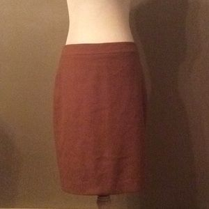 NWOT J Crew The Pencil Skirt Size 6